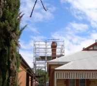 Chimney Restoration @ Woodville