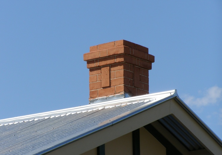 Chimney Restoration @ Eastwood