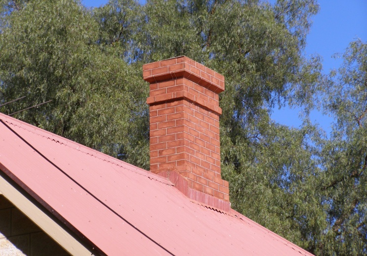 Chimney Restoration @ Joslin