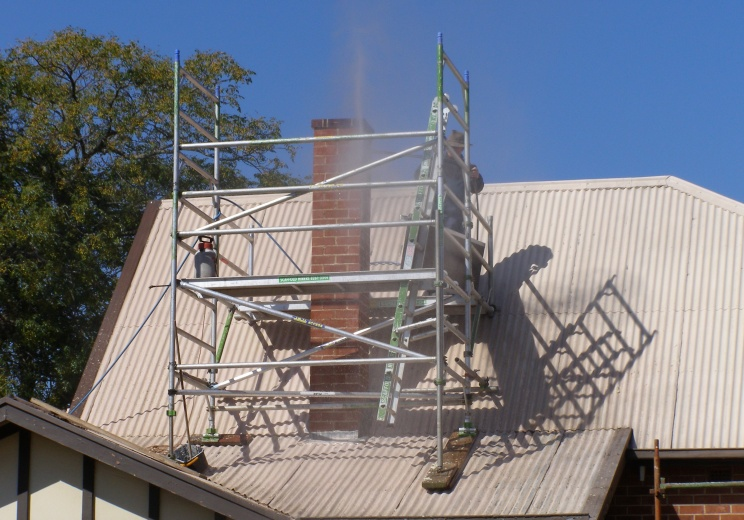 Chimney Restoration @ Erindale