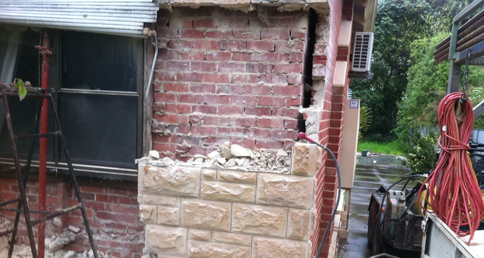Reclaimed Stone # Demolition