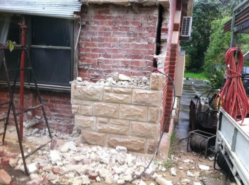 Adelaide Reclaimed Stone Stonemasonry Authentic Stone